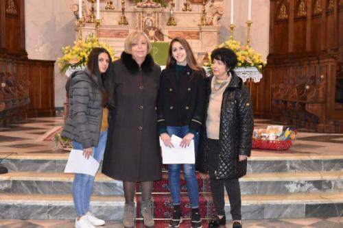 Premiazione Veronica Loria
