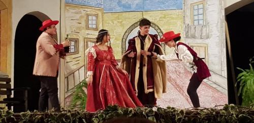 Recita Romeo e Giulietta - 26/10/2018