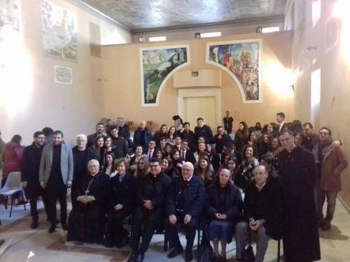 Gemellaggio tra la Provincia Italia Società San Paolo e il nostro Liceo Ginnasio San Paolo
