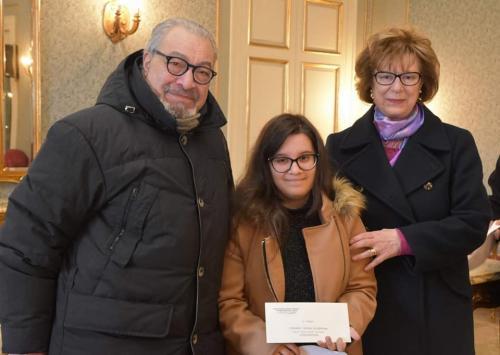 Premiazione Concorso Giuseppe Rechichi