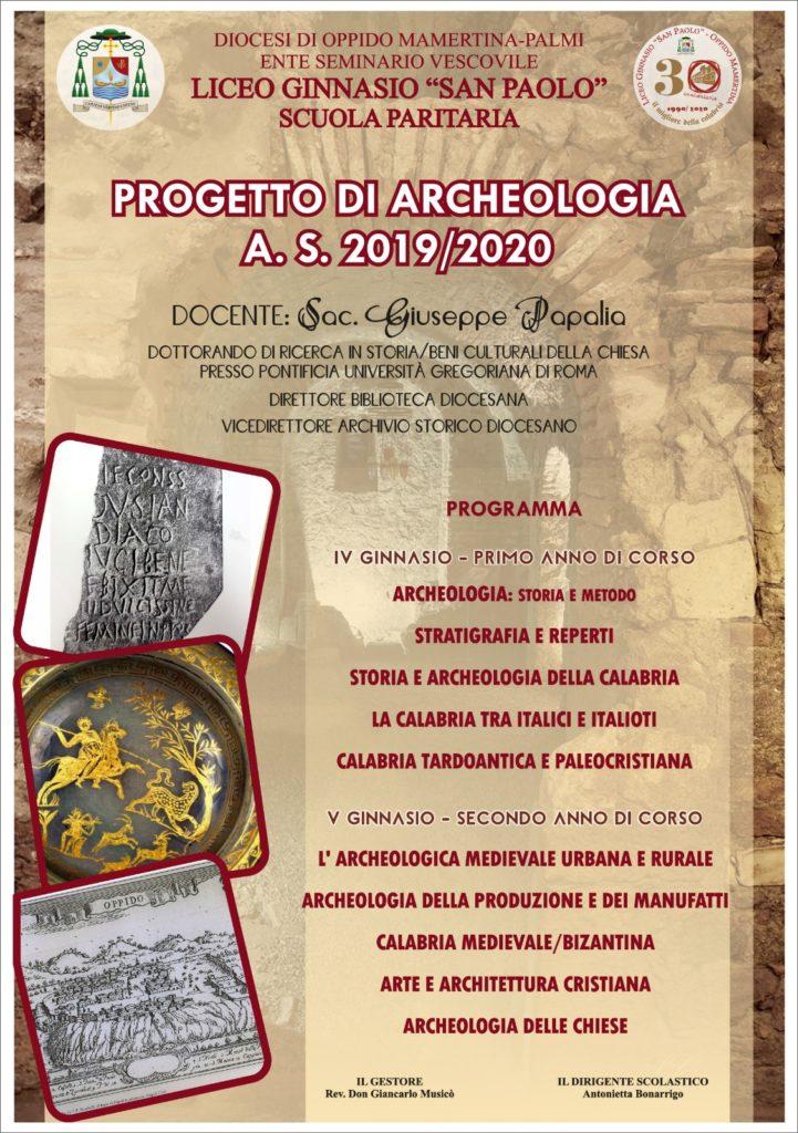 Progetto di Archeologia