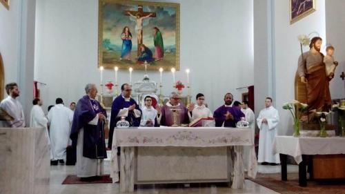 Giornata vocazionale Melicucco parrocchia San Nicola